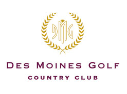 Des Moines Golf and Country Club logo